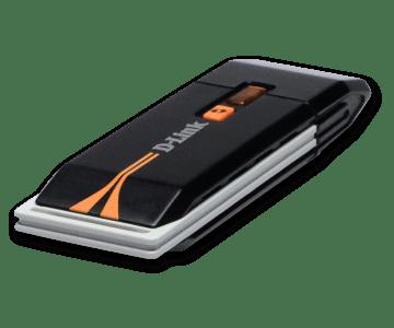 Сетевой Wi-Fi адаптер D-Link DWA-125
