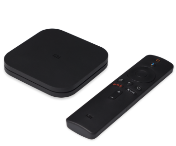 Приставка Xiaomi TV Mi box S International