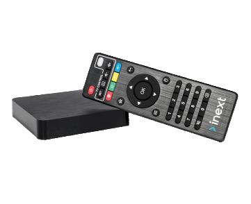 Медиаплеер iNeXT 4K ultra