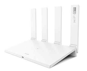 Wi-Fi роутер HUAWEI AX3 (Dual-Core)