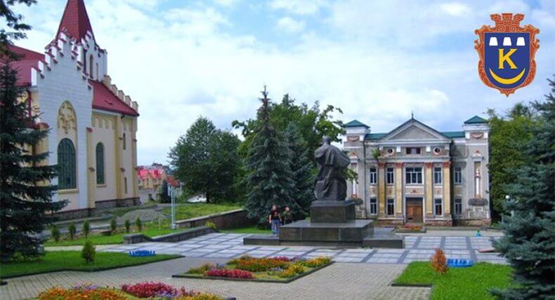 Сеть Ланет в городе Калуш