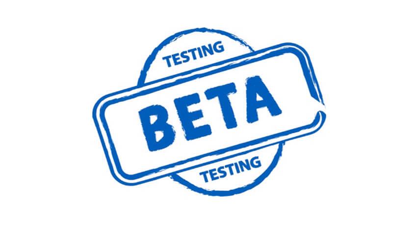Весенняя акция «Бета-тест»