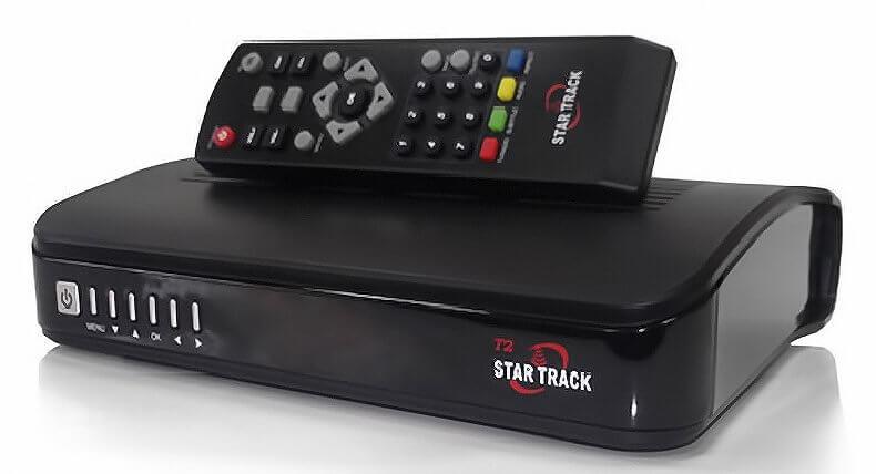 Ресівер Star Track DCD 3122
