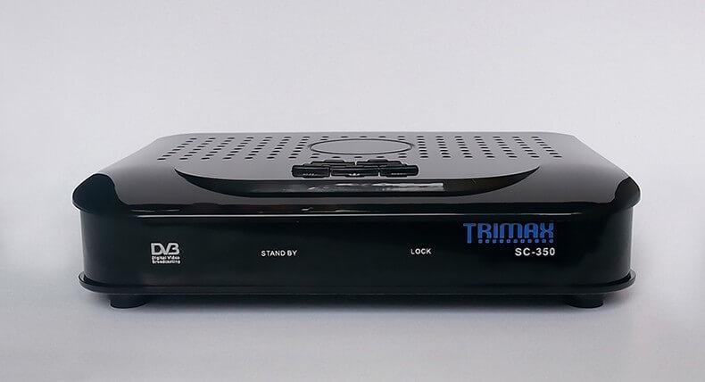 Новий ресівер Trimax SC-350