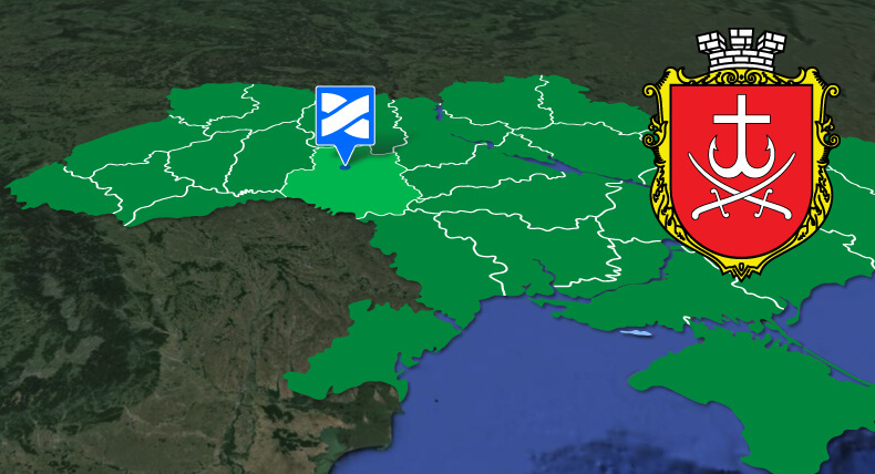 Мережа Ланет у Вінницькій області