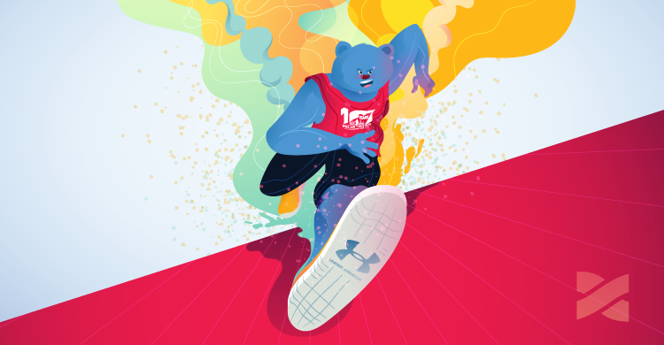 Мережа Ланет на Wizz Air Kyiv City Marathon 2019