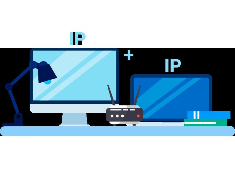 Услуга IP-адрес