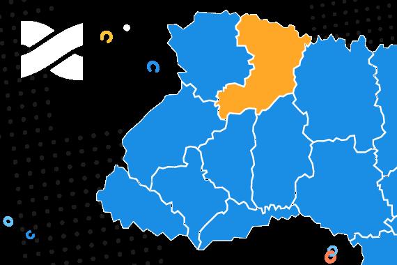 Интернет и ТВ от Сети Ланет в Ровненской области