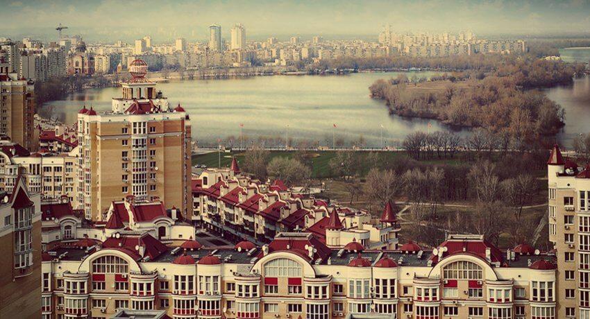 Акция для жителей Оболонского района